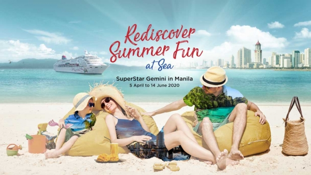 Rediscover Summer Fun at Sea with Star Cruises