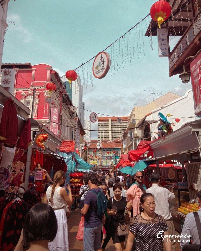 chinese new year covid-19 Singapore 2021