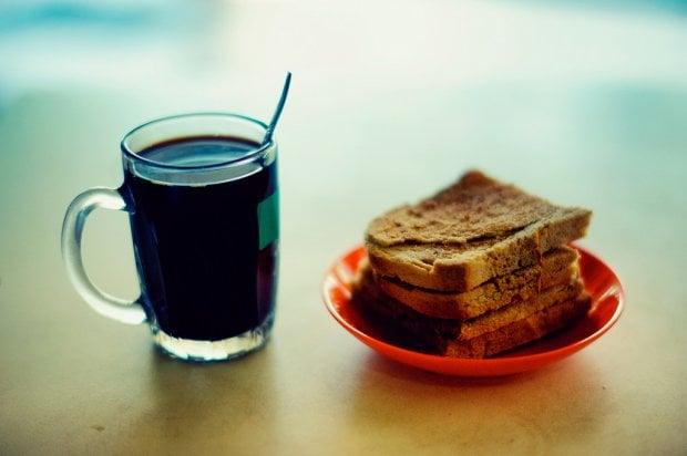 Đồ uống ở Singapore: Teh và kopi