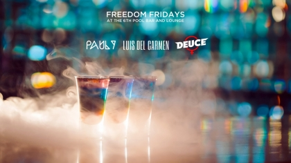 Freedom Fridays: December Splash