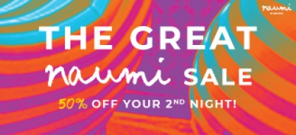 The Great Naumi Sale!