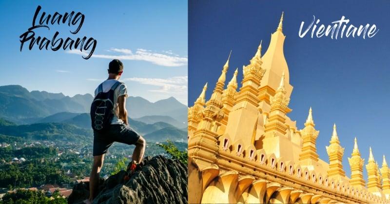 Luang Prabang vs. Vientiane