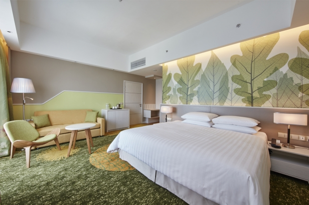 Enjoy 15% off Best Available Rate in Sunway Velocity Hotel Kuala Lumpur with MasterCard