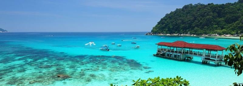 perhentian đảo ở Malaysia
