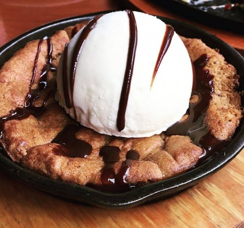 Best cookies in Manila: Skillet cookie at Chili's