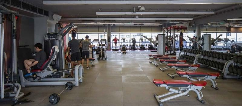 free trial gym singapore