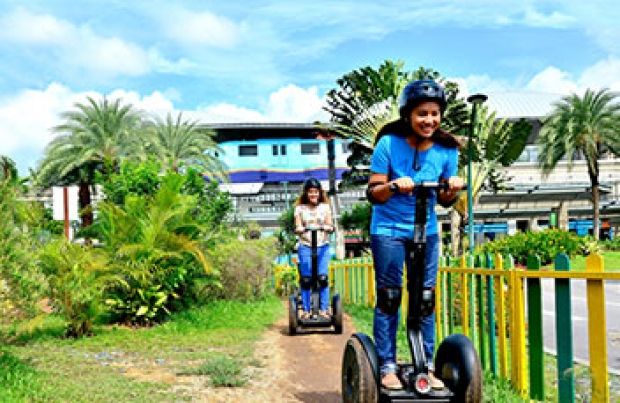 Up to 30% Savings on Sentosa Gogreen Segway Eco Adventure with ANZ Bank Card