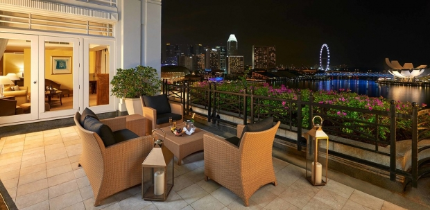 Suite Special at The Fullerton Hotel Singapore