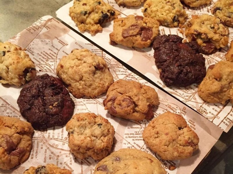 Best Cookies in Manila: Mom's Milk and Cookies at Borough