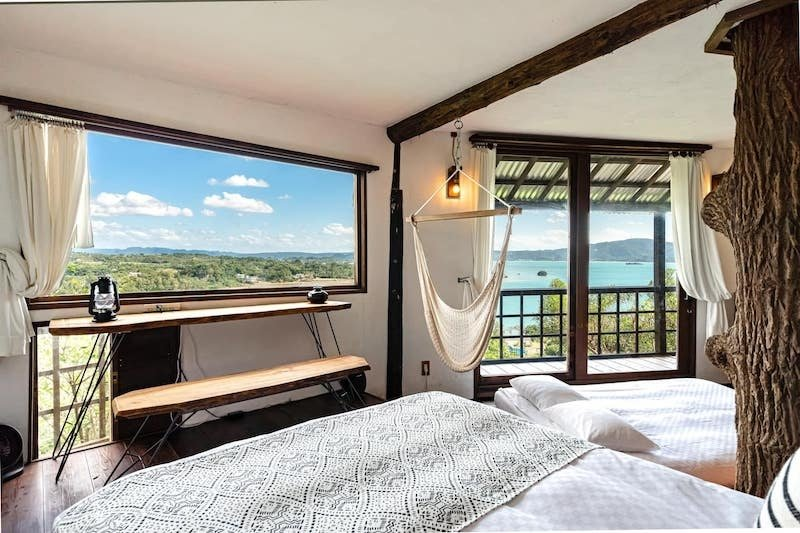 Treehouse Airbnb in Okinawa