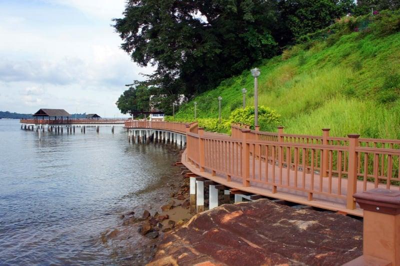 changi boardwalk photoshoot locations in singapore