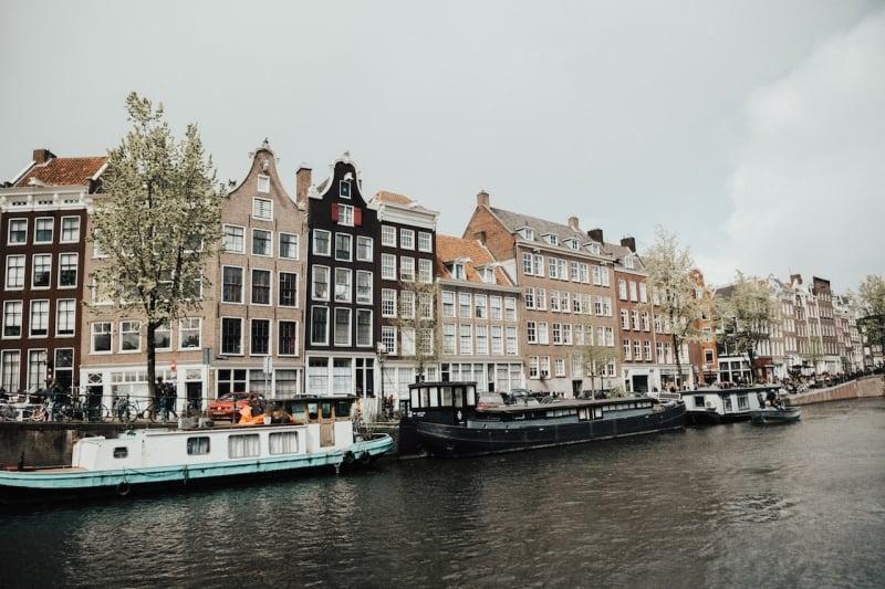 Thành phố đáng sống - Amsterdam