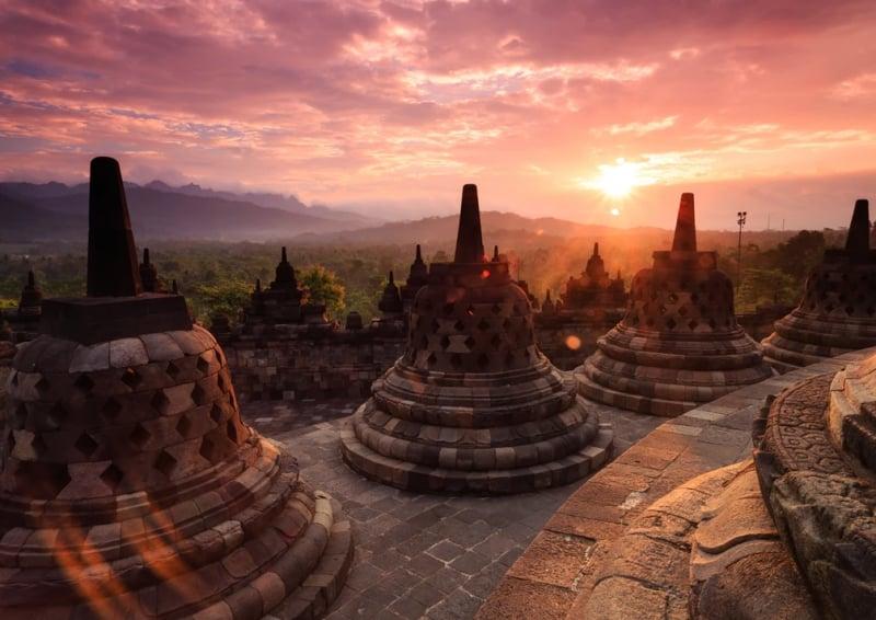 cảnh đẹp của Indonesia