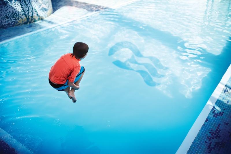 Princess Cruises freshwater pools