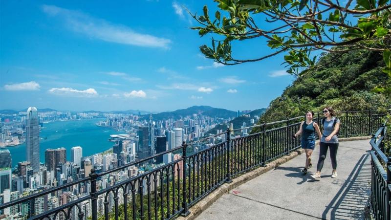 virtual reality Hong Kong