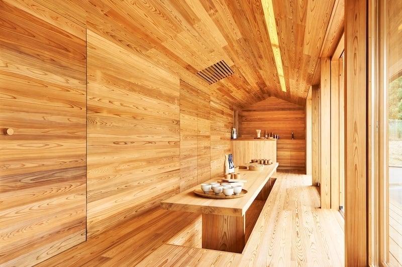 Best Airbnb in Japan: Yoshino Cedar House
