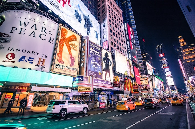 Theater District, New York, United States