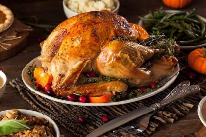Celebrate an American Thanksgiving