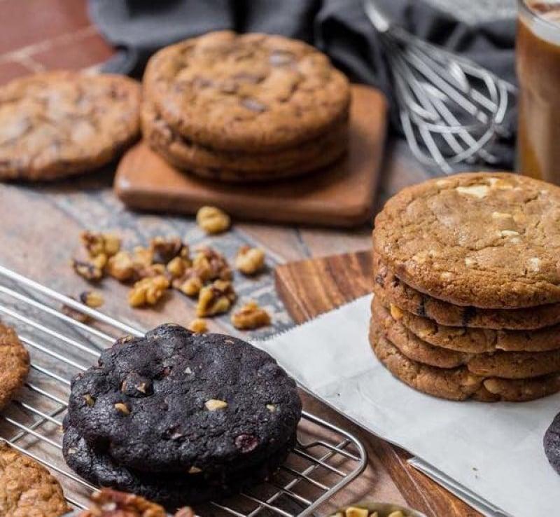 Best cookies in Manila: Toby's Estate's cookies