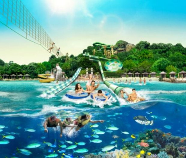 3D2N Hotel & Multi-Attractions Package from SGD731 in Resorts World Sentosa with UOB Card