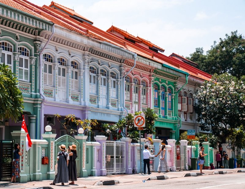 photoshoot locations in singapore koon seng road