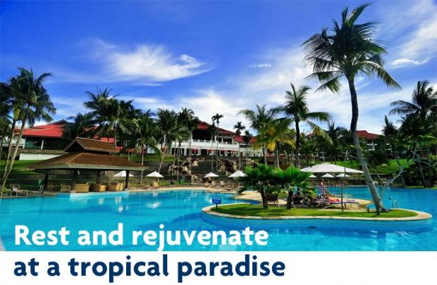 Enjoy UOB Exclusive Package in Bintan Lagoon Resort