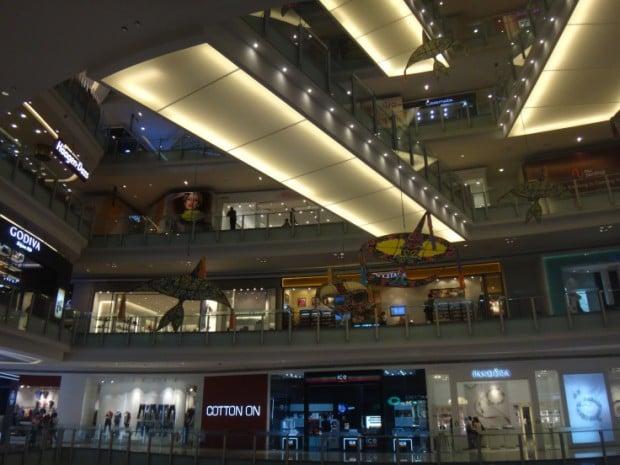 NU Sentral Mall