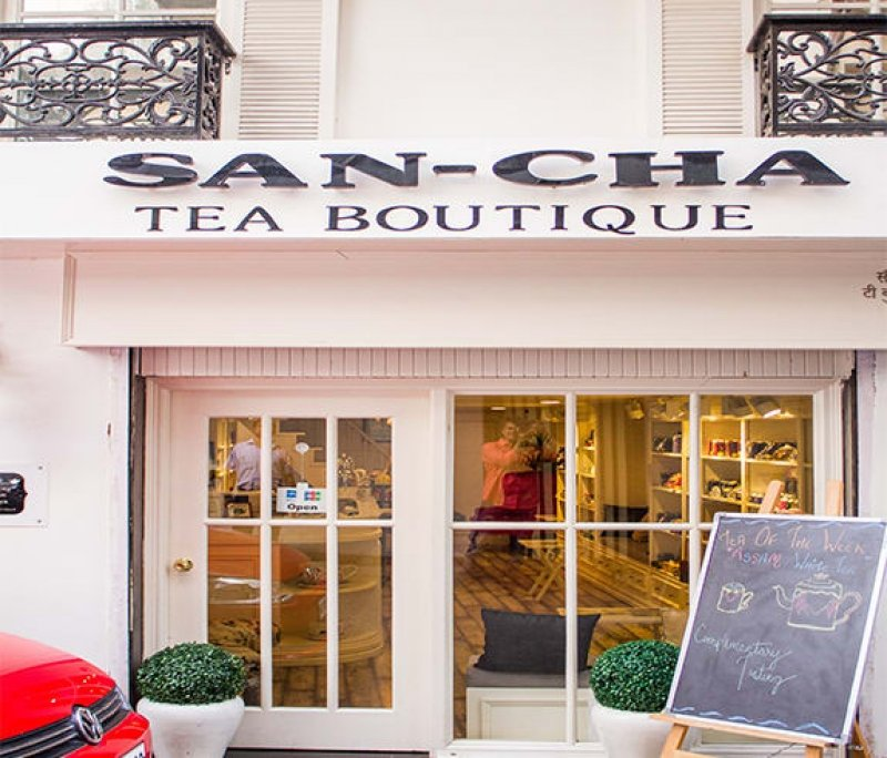 San-Cha Tea Boutique