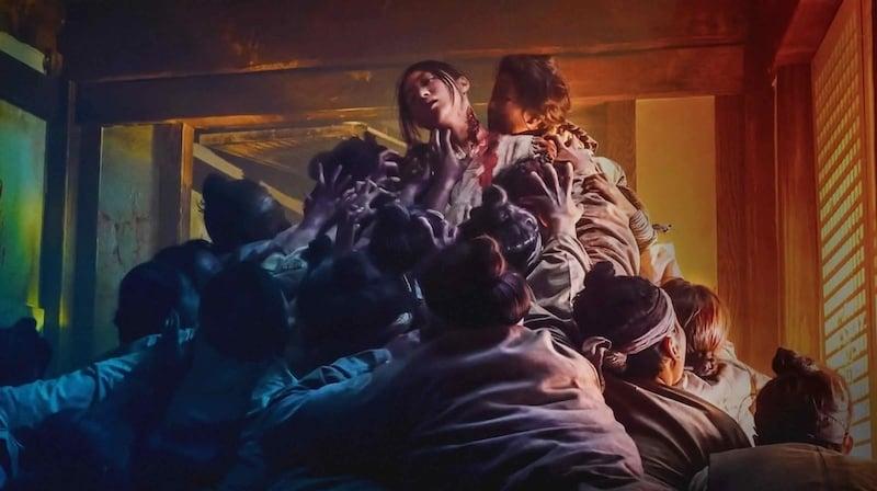 K-Zombies in Kingdom on Netflix