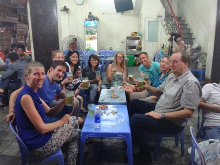 hanoi foodie tour