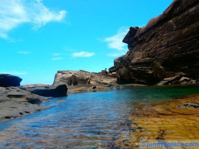 biri rock formations travel guide