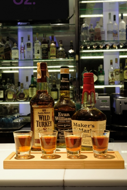 Whisky and Bourbon Nights at the Roof Deck
