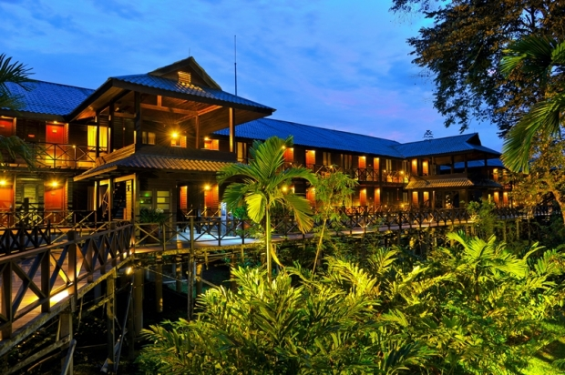 Experience Honeymoon Bliss Package from RM680 in Mulu Marriott Resort & Spa
