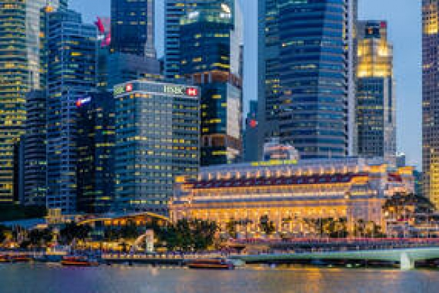 Summer Promotion at The Fullerton Hotel Singapore