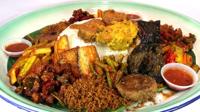Hajjah Mariam Cafe cheap halal food Singapore