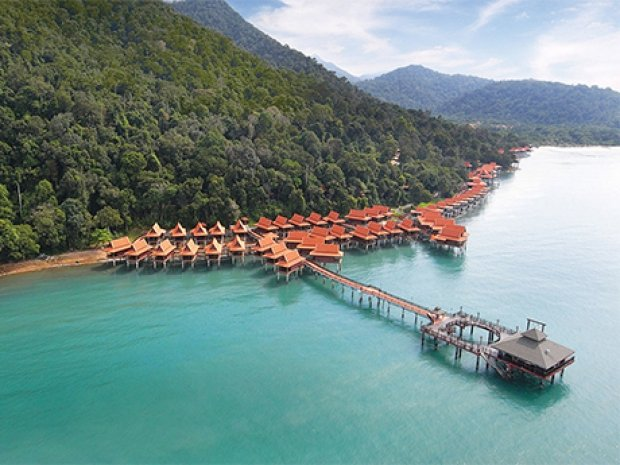 15% off Best Available Rate at Berjaya Langkawi Resort with Maybank Card