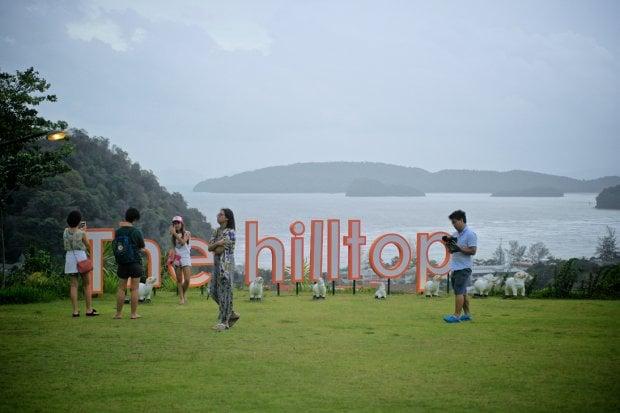 phong cảnh Krabi