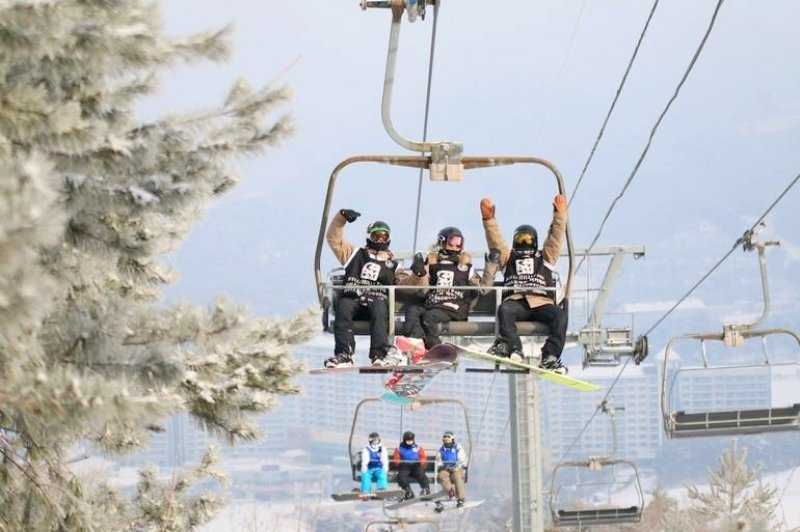 pyeongchang ski resorts