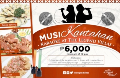 Musikantahan Karaoke Package