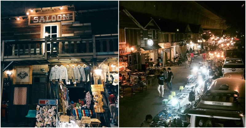 Siam Gypsy Junction Market Bangkok