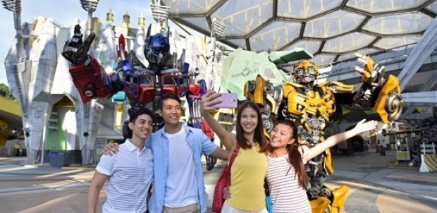 [Universal Studios Singapore After Hours] Adult Dated Ticket from SGD79