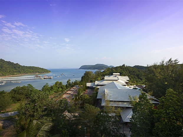 10% Off Room Package at Redang Island Resort with OCBC Card
