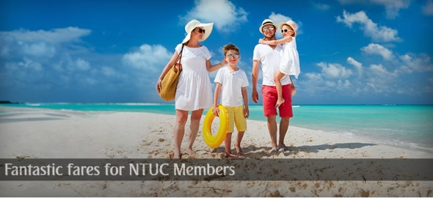Fantastic fares for NTUC Members on Emirates