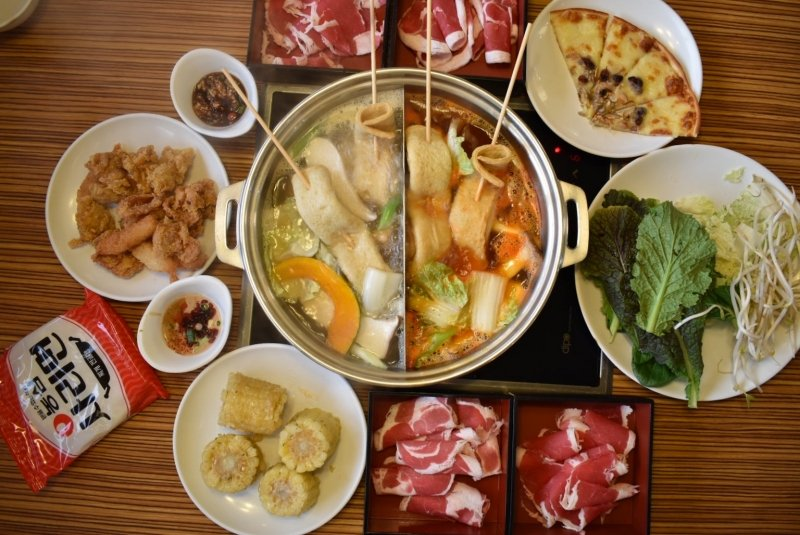 Cheonhaecheon Shabu Shabu Restaurant