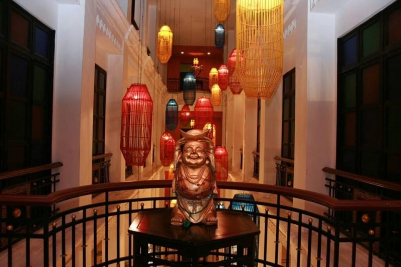 heritage hotels thailand