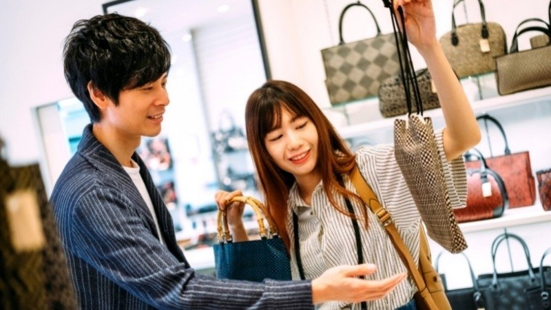 Japanese words and expressions for shopping in Japan