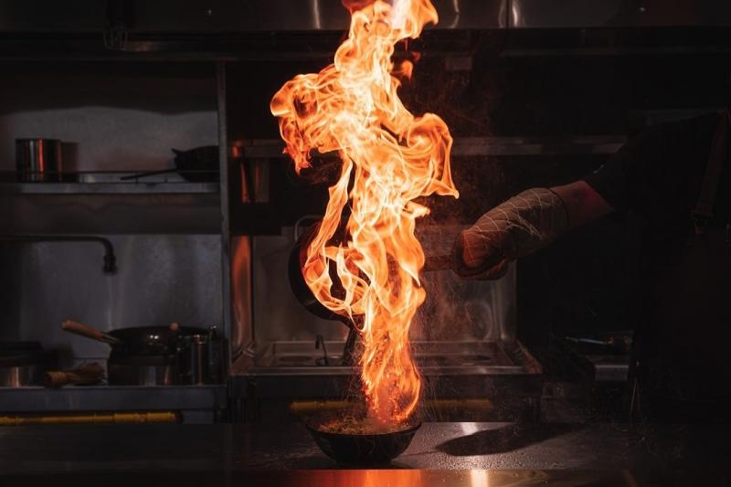 menbaka fire