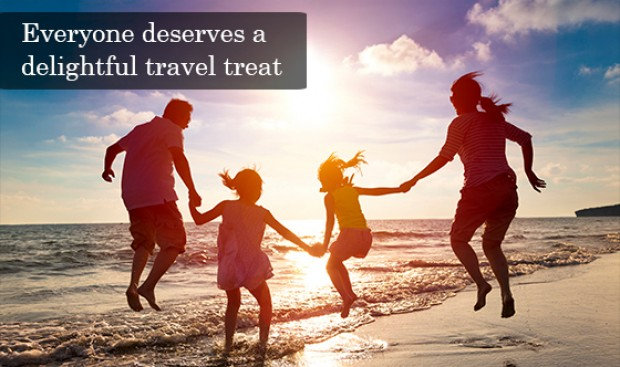 Redeem Exciting Gifts with your Amrican Express Card at Travel Treats 2016 1
