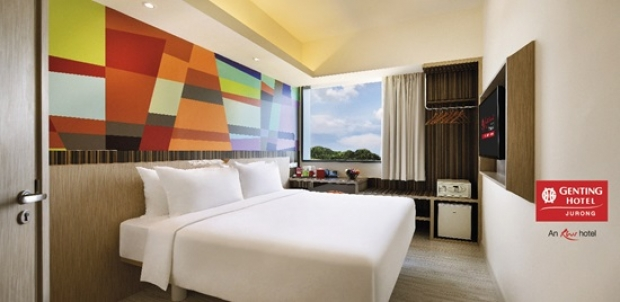 2D1N Resorts World Genting Hotel Jurong & Flying Through Time Package