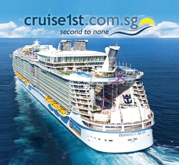 Additional 3% Off on your Next Getaway with Cruise1st and DBS Card